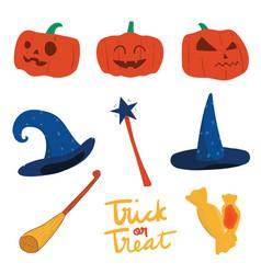Halloween asset vector