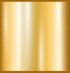 Gradient of yellow gold vector