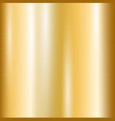 Gradient yellow gold vector