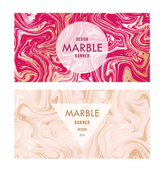 abstract marble background elegant design vector image