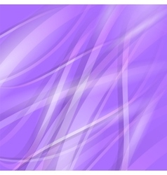 Abstract Purple Wave Background vector