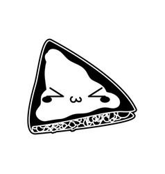 Isolated quesadilla design vector
