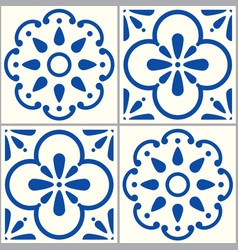 Portuguese-tiles-design-pattern-2-a vector