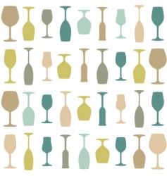 bar pattern vector image