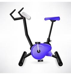 Exercise Bike vector