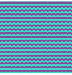 Purple and blue waves seamless background vector image vector image
