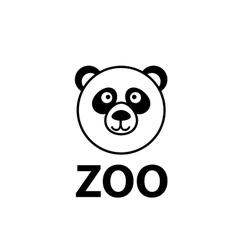 logo zoo vector image