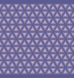 Seamless triangular pattern vector