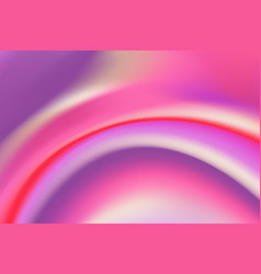 smooth background with imitation of fabric folds vector image