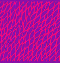 seamless purple and pink animal print vector image