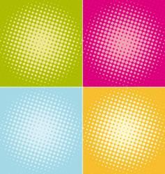 Halftone-dots vector
