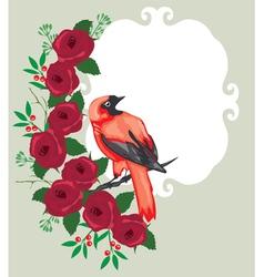 Bird frame vector
