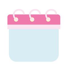 Calendar reminder date planning icon vector