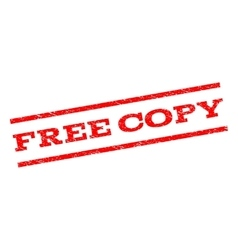 Free Copy Watermark Stamp vector