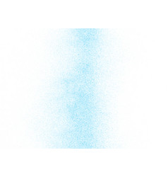Graffiti sprayed mist gradient effect in blue vector