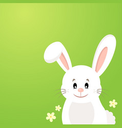 Easter bunny thematic image 3 vector
