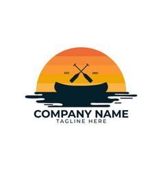 Kayak logo vector