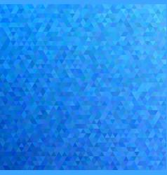 abstract mosaic regular triangle mosaic vector image