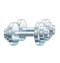 Dumb bells vector