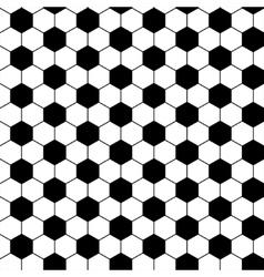 Football seamless pattern vector