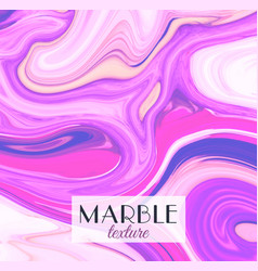 Marbling marble texture artistic abstract vector