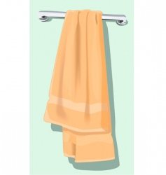 Towel vector