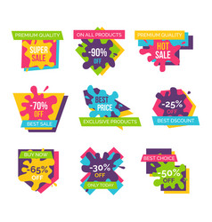 premium quality -90 off on vector image