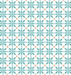 seamless geometric pattern modern background vector image