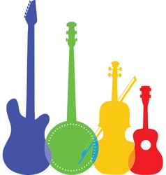 Instruments Color vector