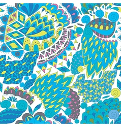 Decorative background for fabric vector