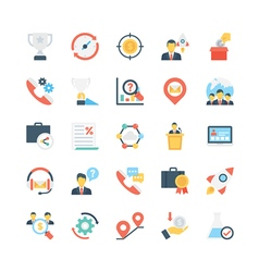 Business Icons 14 vector