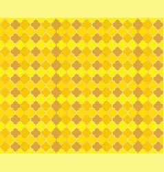 Pakistani mosque window seamless pattern vector
