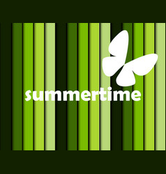 Summer background abstract vector