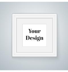 Frame template vector