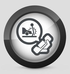 Roadside assistance vector