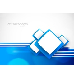Blue soft background vector