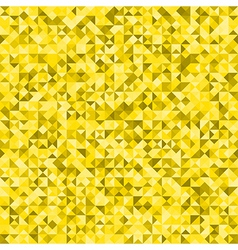 Seamless pattern from triangles vector image