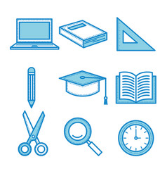 Studying related objects vector
