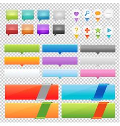 web design frame vector image vector image