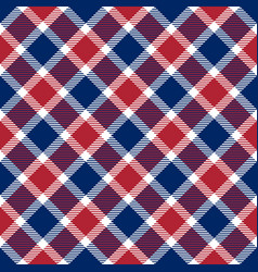 tartan plaid scottish seamless pattern background vector image