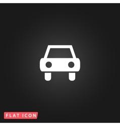 Old Car Icon vector image vector image
