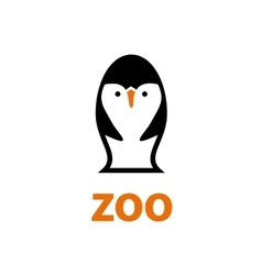 Logo zoo vector