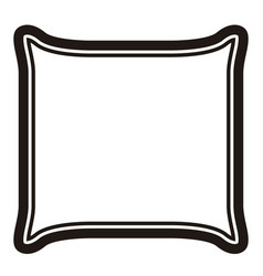 slice of bread icon vector image