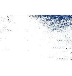 grunge texture distress indigo rough trace extra vector image