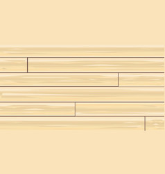 Light wood boards vector