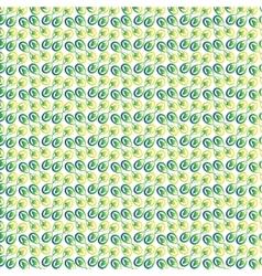 Seamless leaf pattern vector image vector image
