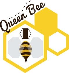 Queen Bee vector