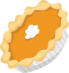 Pumpkin Pie vector