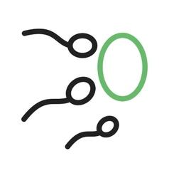 Sperm vector image