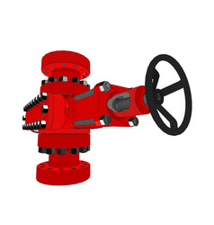 Blowout preventer vector